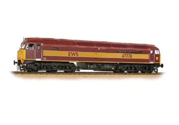 32-817K CL47 'Duke Of Edinburgh's Award' EWS 47778