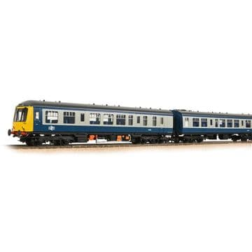 32-908 Class 108 2-Car DMU BR Blue & Grey ##Out Of Stock##