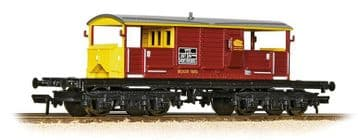 33-832 25 Ton Queen Mary Brake Van EWS