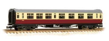 "34-751 Bulleid Corridor Composite (15"" Vents) BR Crimson & Cream Pre Order £TBA"