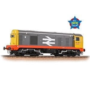 35-357 Class 20/0 Headcode Box 20227 BR Railfreight (Red Stripe)