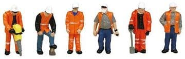 36-049 Trackside Workers ##Out Of Stock##