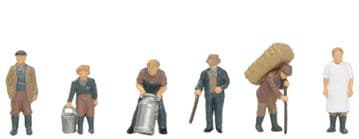 36-414 1940/50's Livestock Farming Figures ##Out Of Stock##
