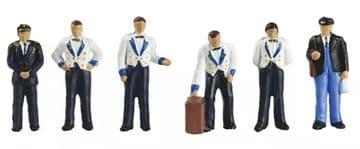 36-420 Midland Pullman Stewards and Train Crew