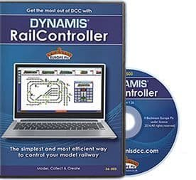 36-503 Dynamis RailController ##Out Of Stock##