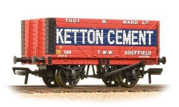 37-134B 8 Plank Fixed End Wagon 'Stewart & Lloyds Ltd'