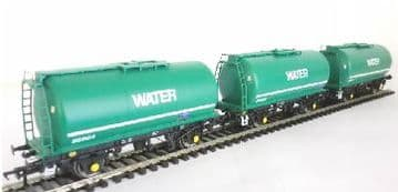 37-576T Exclusive Set of 3 Fisons Weedkilling Tank Wagons