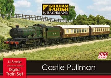 370-160 Castle Pullman Set Digital Sound ##Out Of Stock##