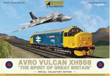 370-375 Avro Vulcan XH558 Collectors Pack ##Out Of Stock##
