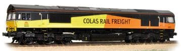 371-387 Class 66 66846 Colas