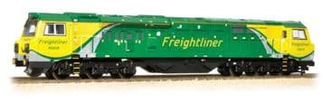 371-640 Class 70 70015 Freightliner (Air Intake Modifications)