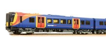 371-725  Class 450 4 Car EMU 450073 South West Trains Pre Order £TBA