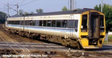 371-850 Class 158 2 Car DMU 158849 Regional Railways  Pre Order £TBA