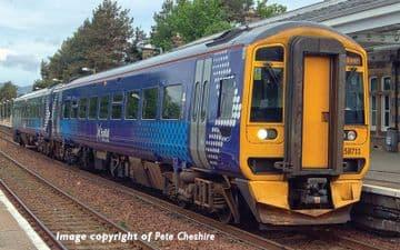 371-851 Class 158 2 Car DMU 158711 ScotRail  Pre Order £TBA