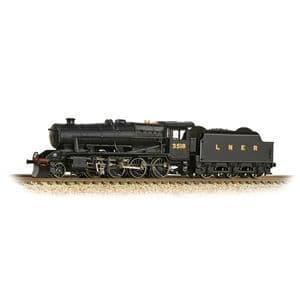 372-160 LNER Class O6 (8F) 2-8-0 3506 LNER Black £144.50