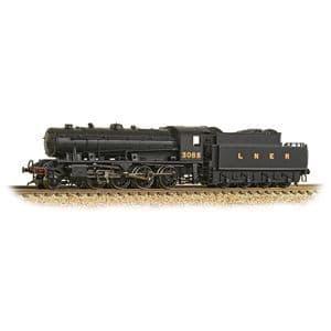 372-428 WD Austerity 3085 LNER Black (LNER Original)