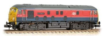 372-980 Class 24 97201 'Experiment' RTC Livery - Weathered ##Out Of Stock##