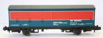 373-050Z Exclusive 35 Ton VBA Box Van BR RTC Blue & Red