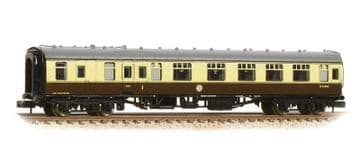 374-082A BR Mk1 BCK Brake Second Corridor Chocolate & Cream ##Out Of Stock##