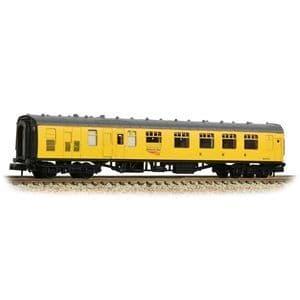 374-089  BR Mk1 BCK Brake Composite Corridor Network Rail Yellow