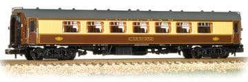 374-212 BR Mk1 SP Pullman Second Parlour Car 'Car 352' Umber & Cream  ##Out Of Stock##