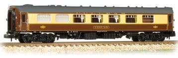 374-222 BR Mk1 FK Pullman First Kitchen Car 'Thrush' Umber & Cream ##Out Of Stock##