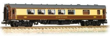 374-232 BR Mk1 SK Pullman Second Kitchen Car 'Car 343' Umber & Cream ##Out Of Stock##