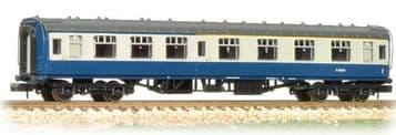 374-258C BR Mk1 CK Composite Corridor Blue & Grey##Out Of Stock##