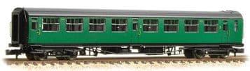 374-442 Bulleid 63ft Third Corridor BR (SR) Malachite Green ##Out Of Stock##