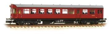 374-612 BR Auto Trailer BR Crimson ##Out Of Stock##