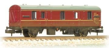 374-641 BR MK 1 CCT BR Lined Maroon Weathered##out of stock##