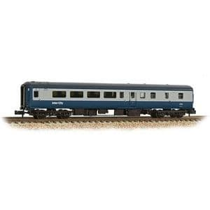 374-690 BR Mk2F BSO 2nd Class Brake Open Coach Blue & Grey  ##Out Of Stock##