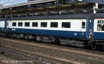 374-760 BR MK2F FO First Open Coach Blue & Grey  ##Out Of Stock##
