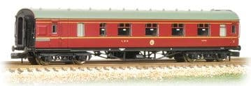 374-830C Stanier Brake First LMS Crimson Lake ##Out Of Stock##