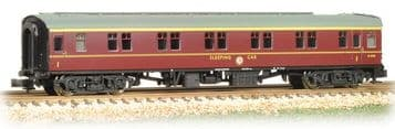 374-926A BR Mk1 SLF Sleeping First Maroon ##Out Of Stock##