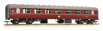 374-952 BR Mk2A FK First Corridor Maroon ##out of stock##