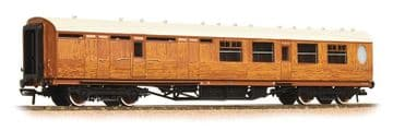 376-275 Thompson 3rd Class Brake Corridor LNER Teak Pre Order £35.75