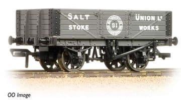 377-059 5 Plank Wagon Wooden Floor 'Salt Union'
