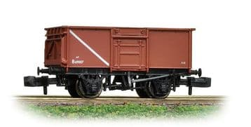 377-226B 16 Ton Steel Mineral Wagon With Top Flap Doors BR Bauxite ##out of stock##