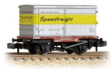377-345 Conflat with Un-Vented Alloy BA Container Speedfreight