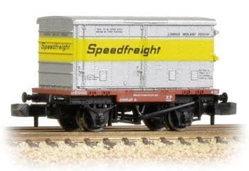 377-346 Conflat with Un-Vented Alloy BA Container Speedfreight