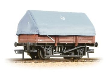 377-476 China Clay Wagon BR Bauxite with Hood Weathered Pre Order £19.50