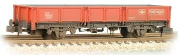 377-551B 31 Tonne glw OCA Dropside Open Wagon Red & Grey ##Out Of Stock##