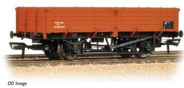 377-777 12 Ton Pipe Wagon BR Bauxite (Late)