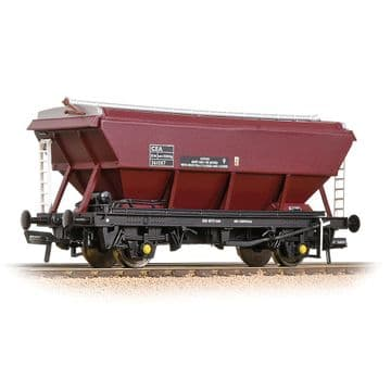38-022 CEA Covered Hopper EWS (Unbranded) Pre Order £27.17