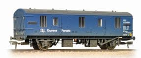 39-552Z Exclusive BR Mk1 CCT 4 Whl Van BR Blue Express Parcels Weathered