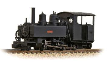 391-028A Baldwin Class 10-12-D 'Bridget' Ashover Black ##Out Of Stock##