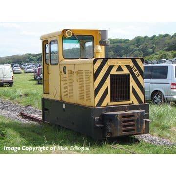 392-025 Baguley-Drewry 70hp Diesel DH88 RNAD Dean Hill Pre Order £TBA