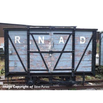 393-125 RNAD Van RNAD Grey Pre Order £TBA
