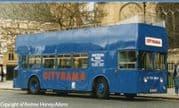 40802 – Leyland Atlantean Open Top in Cityrama blue livery – Reg. 933GTA Pre Orders £29.99